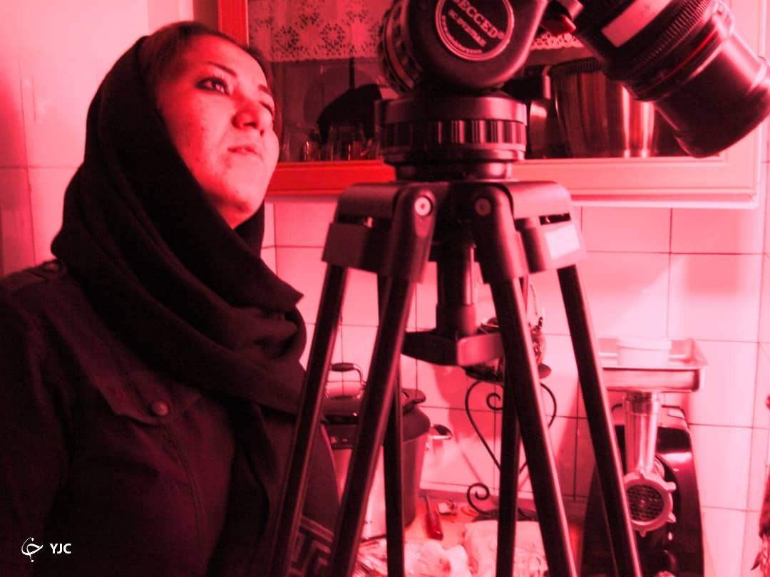 فاطمه یعقوبیان کارگردان فیلم داستانی حسرت