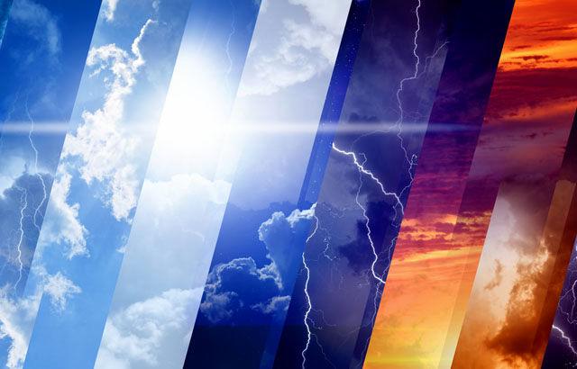 آسمان برخی نقاط کشور همچنان بارانی است/ کاهش دما در سواحل شمالی کشور