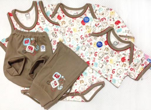 انواع لباس نوزاد را چند بخریم؟