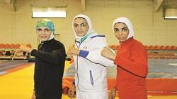 خواهران منصوریان نقره داغ شدند