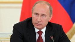 درخواست پوتین برای نشست فوق العاده درباره تحریمهای تسلیحاتی ایران