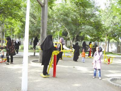 ضرورت ایجاد فضاهای فرهنگی ورزشی ویژه بانوان در شهر