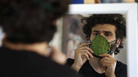 ساخت ماسک با کاکتوس برای مقابله با کرونا