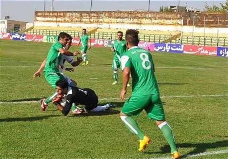 فوتبال پاس همدان در یک قدمی صعود به لیگ دسته یک