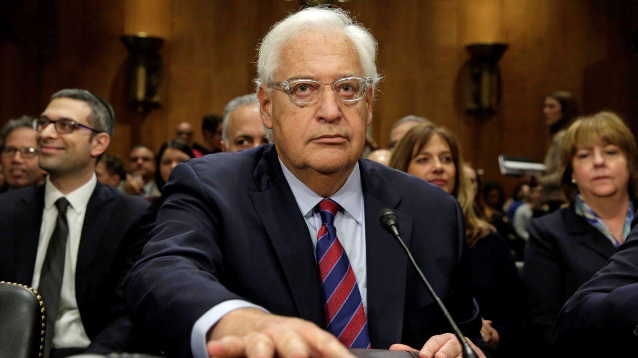 12404231 968 » مجله اینترنتی کوشا » سفیر آمریکا: تعلیق طرح الحاق در توافق اسرائیل و امارات موقت است 1