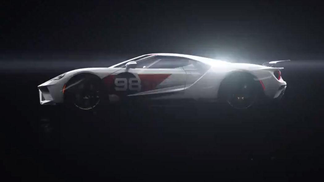 خودروی GT Heritage Edition منتشر شد