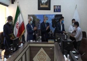 تجلیل از بازنشتگان استان یزد