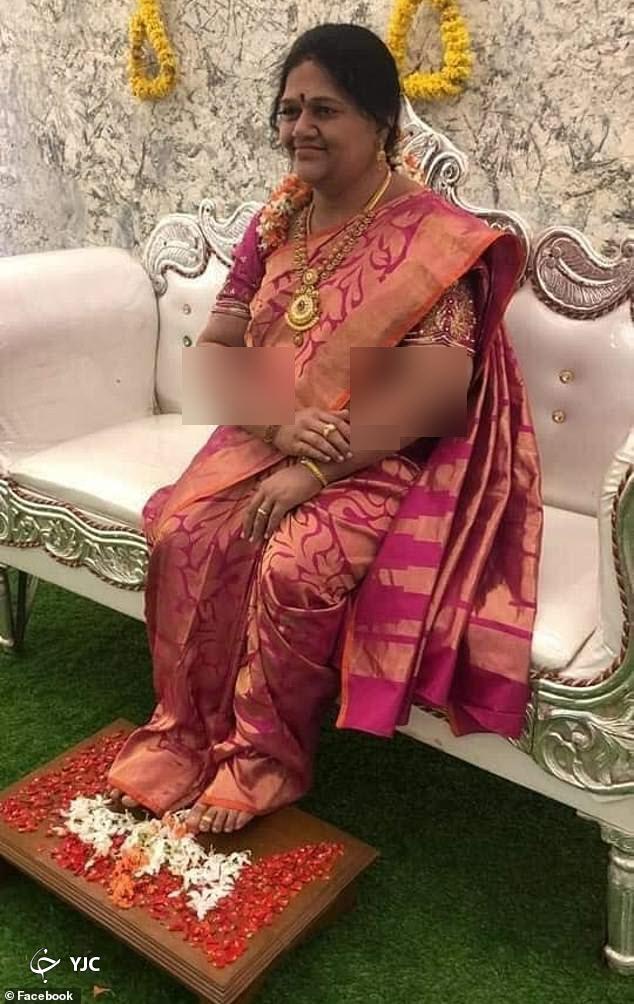 اقدام جالب مرد هندی برای گرامیداشت همسر متوفایش!