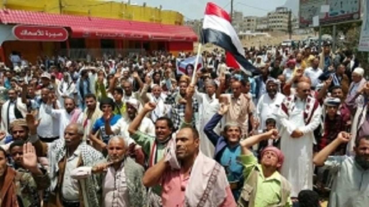 12407615 101 » مجله اینترنتی کوشا » تظاهرات یمنیها در اعتراض به عادیسازی روابط میان امارات و رژیم صهیونیستی 1