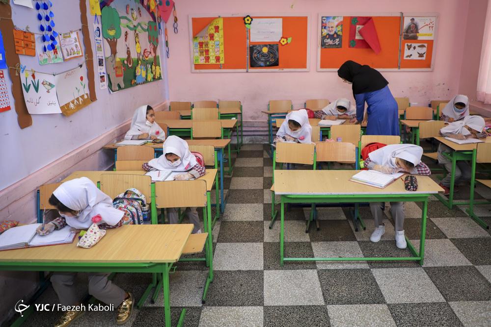 وضعیت مدارس و دانش آموزان در اولین سال تحصیلی کرونایی