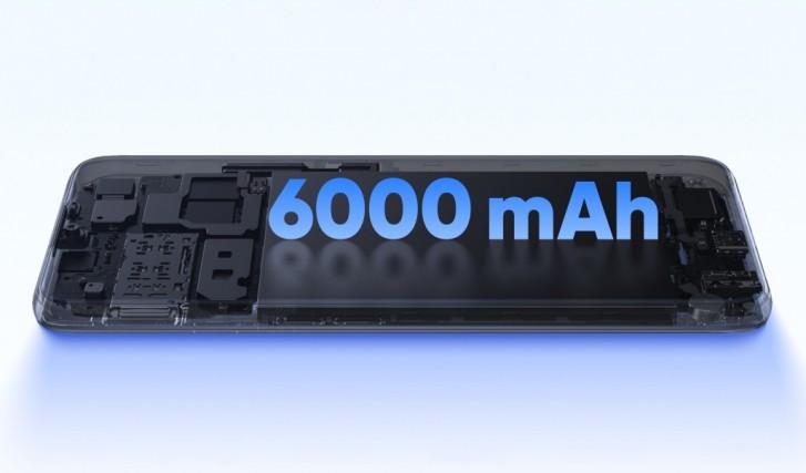 باتری ۶۰۰۰ میلیآمپری گوشی جدید ریلمی