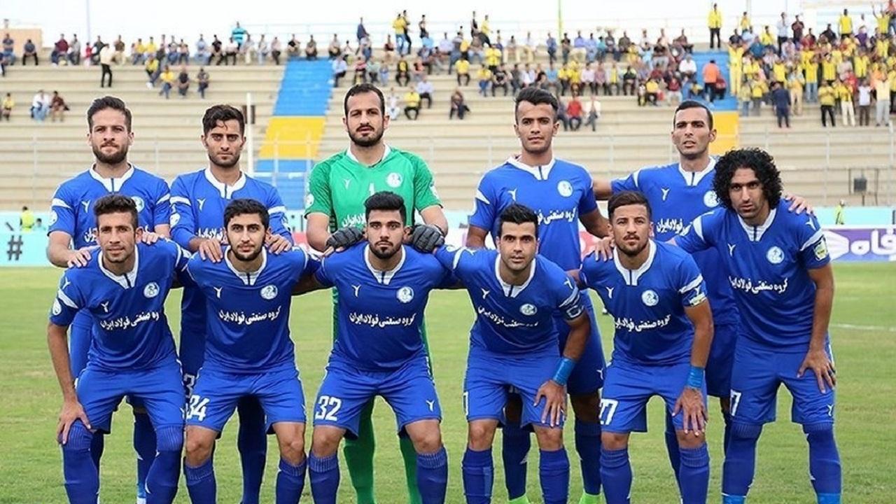 نود ارومیه برابر استقلال خوزستان حاضر به بازی نشد
