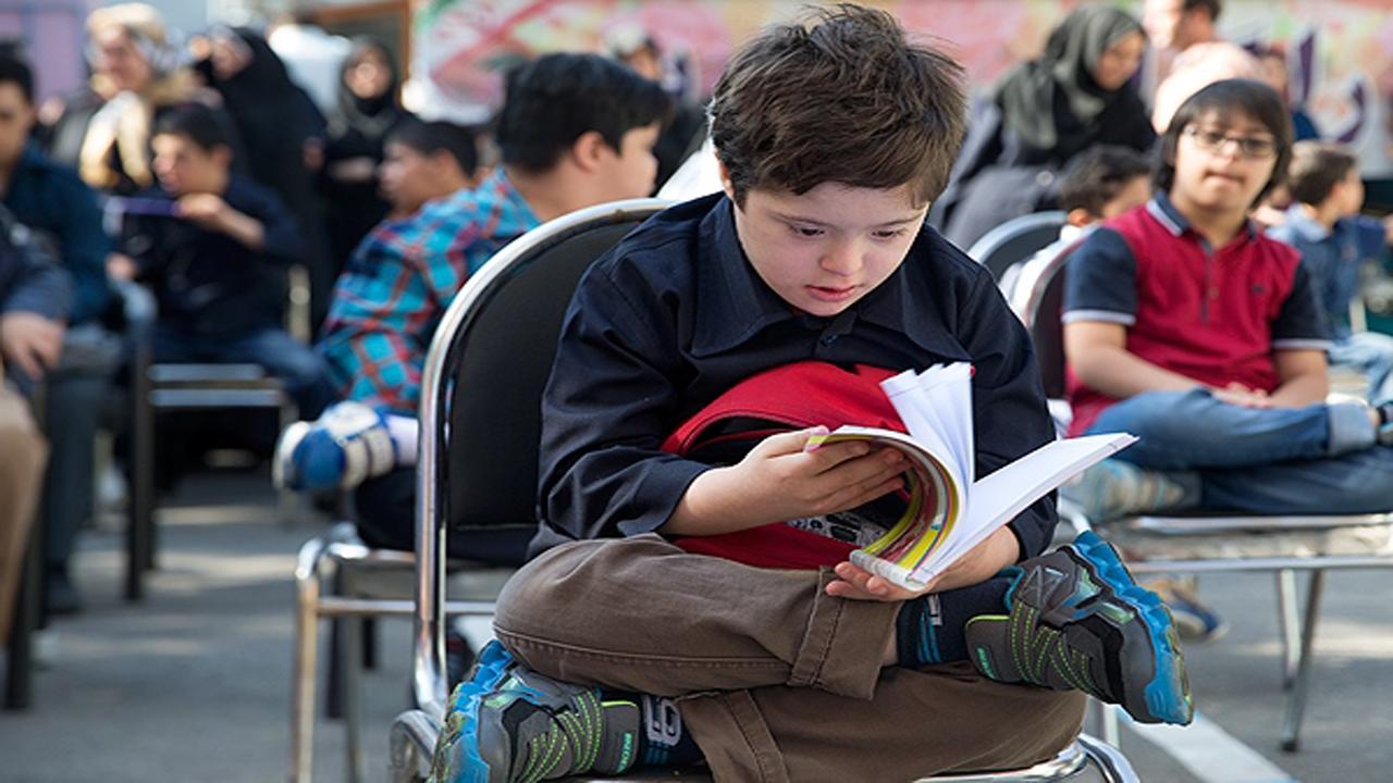 تولید محتوای درسی برای کودکان استثنایی در کرمان