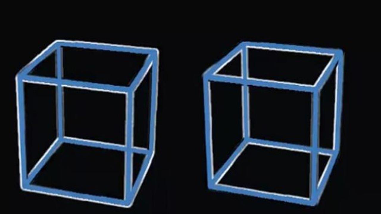 خطای دید: این مکعبها برای شما هم حرکت میکنند؟