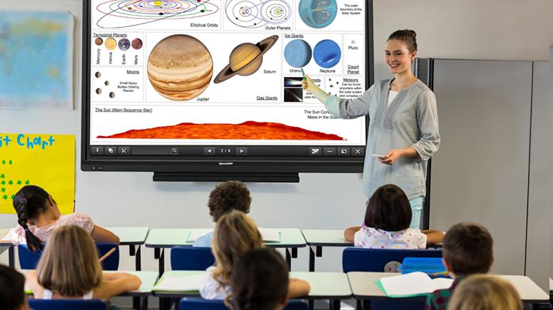سیستم آموزشی با اینترنت 5G