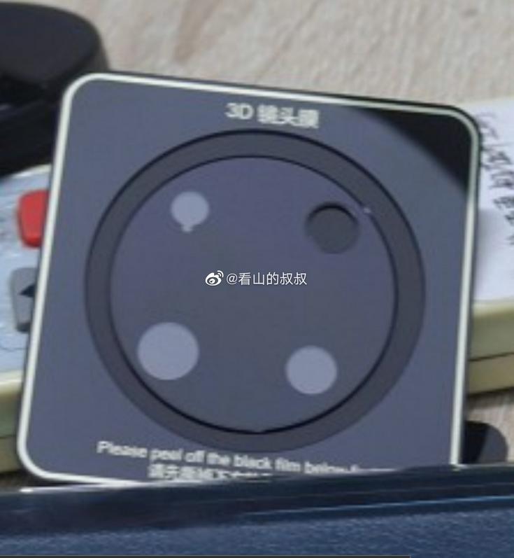 طراحی دوربین سری Mate 40
