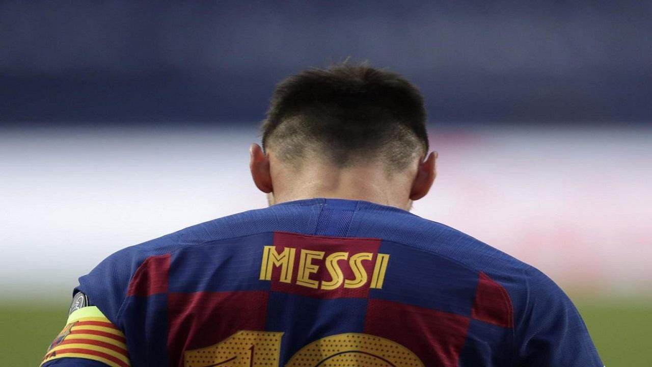 رویا پردازی اینتر و رسانههای ایتالیایی درباره جدایی مسی از بارسلونا