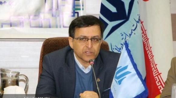فرزین رضاعی رییس دانشگاه علوم پزشکی کردستان
