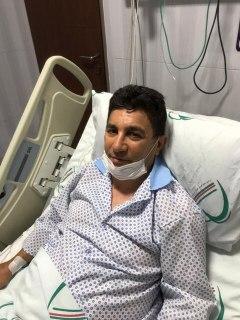 آخرین وضعیت قلعه نویی در بیمارستان