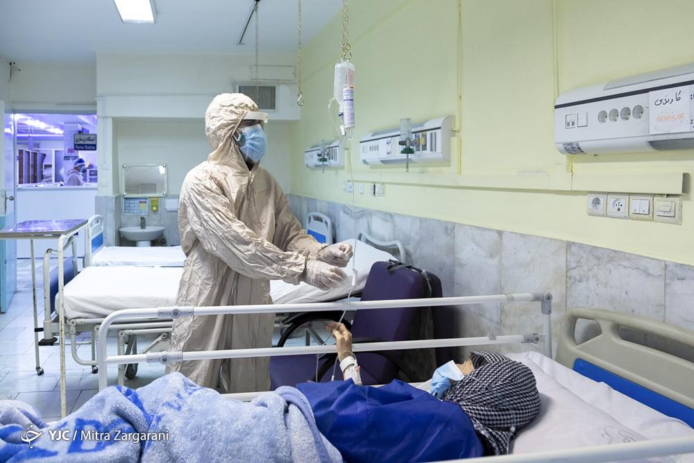 بیمارستان های کرونایی