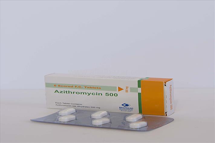 عوارض خودسرانه آزیترومایسین