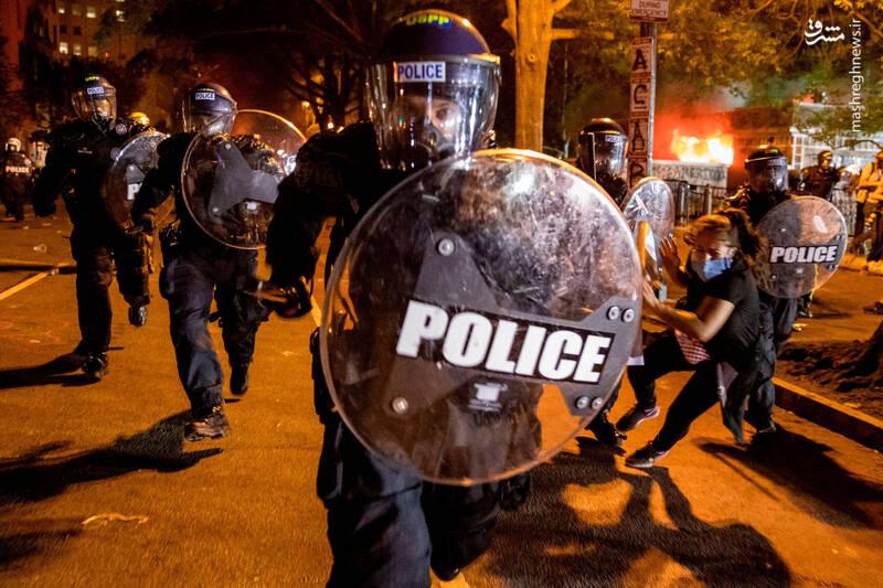 جرائم خشونتآمیز در آمریکا به شدت در حال افزایش است/ آمریکا در حال تبدیل شدن به کشور مجرمان و تبهکاران است +تصاویر