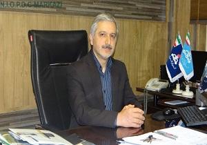 بدالله گیتی منش مدیر شرکت ملی پخش فرآوردههای نفتی منطقه کردستان