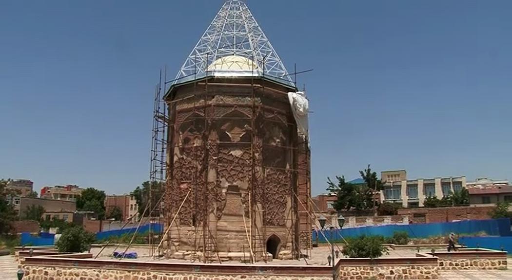 بلاتکلیفی شاهکار معماری دوره سلجوقی در مراغه