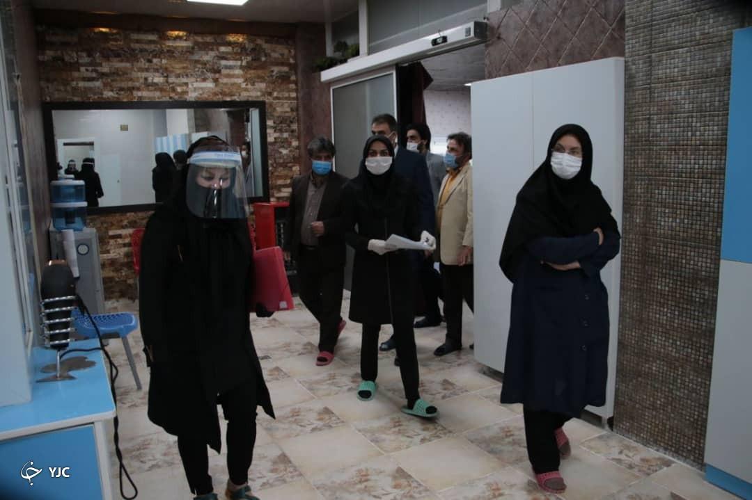 ادامه بازرسی و بازدیدها از اماکن ورزشی کرمان