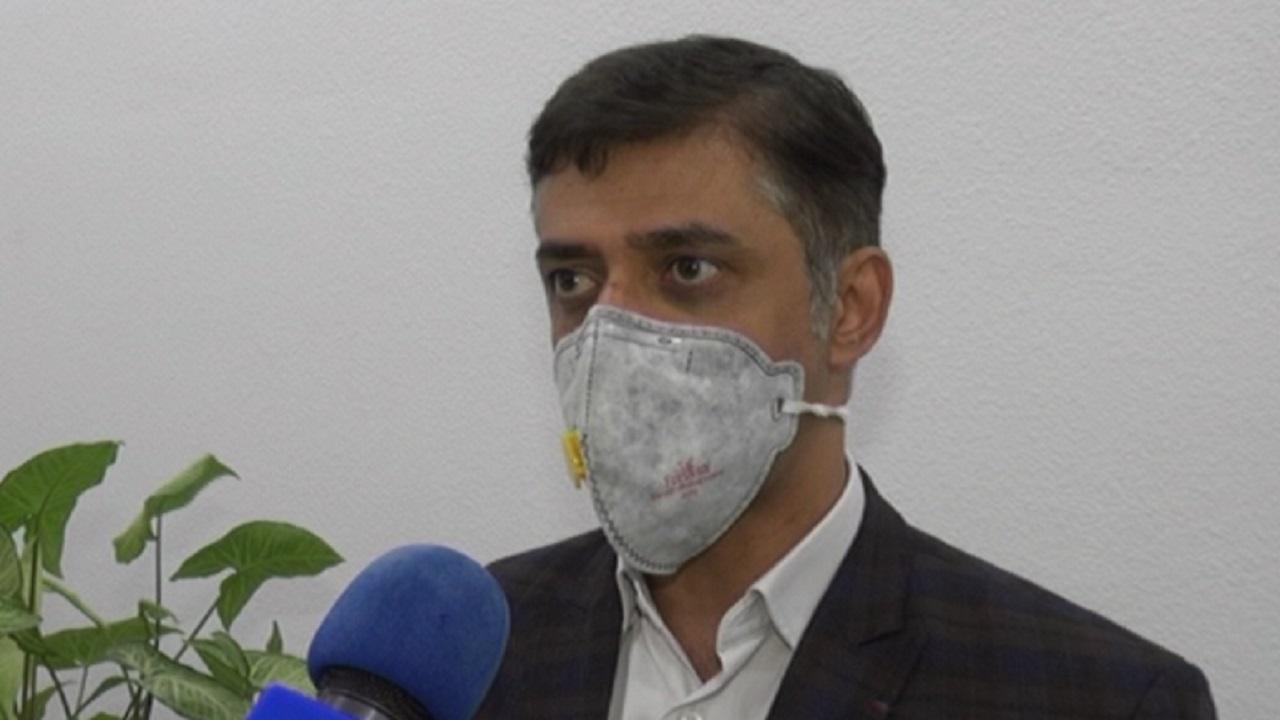 خواجه ئیان معاون فنی مرکز بهداشت استان بوشهر