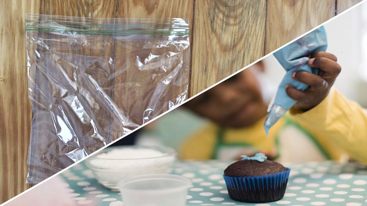 ۱۰ مورد استفاده از کیسههای پلاستیکی در خانه