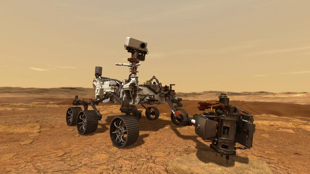 شمارش معکوس برای پرتاب مریخنورد ۲۰۲۰ ناسا آغاز شد
