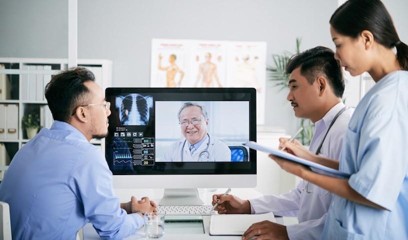توسعه فناوری درمان از راه دور