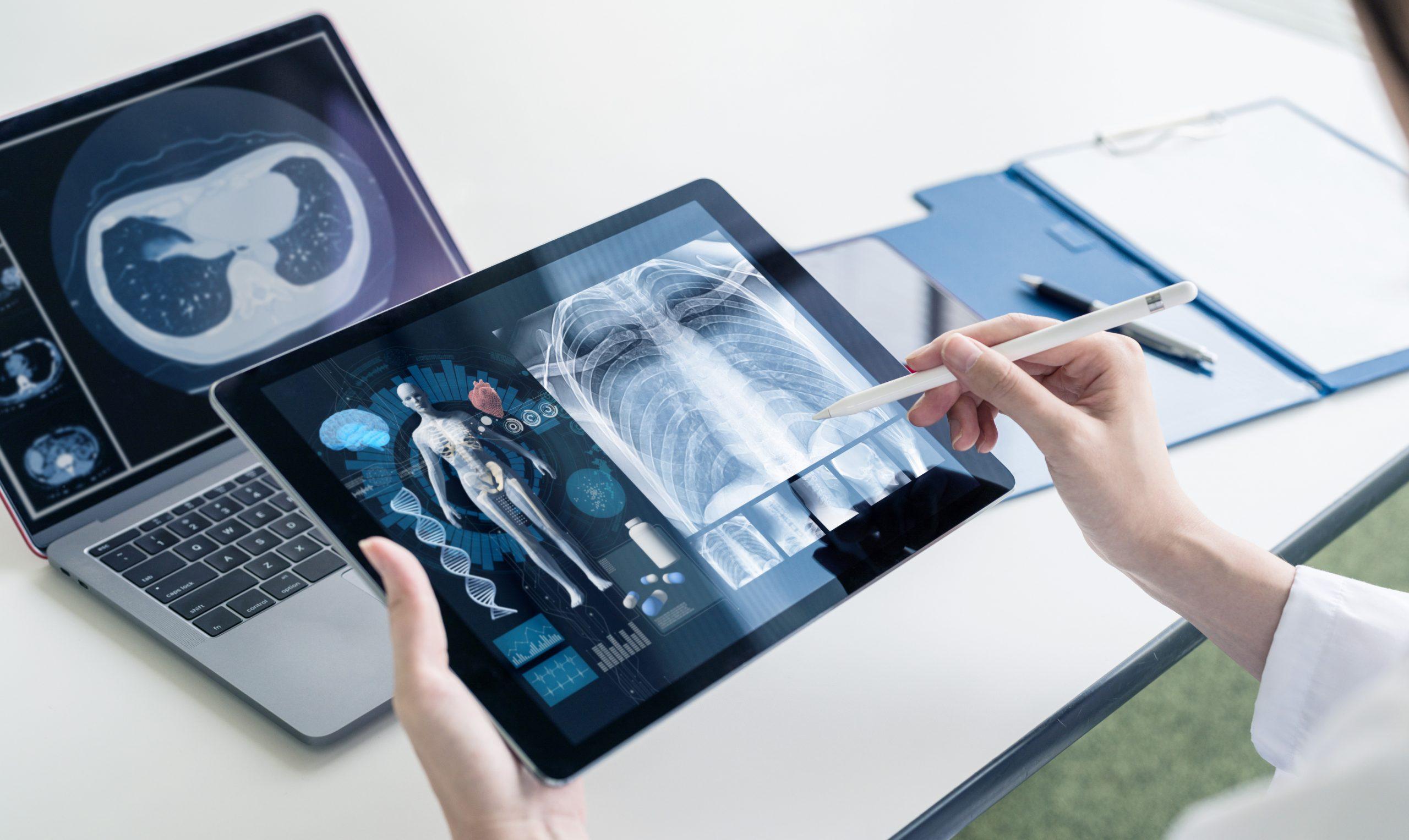 انتقال سریع تصاویر مهم بخش درمانی