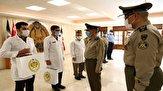 بازدید سرزده فرمانده کل ارتش از دافوس ارتش