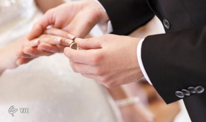 سکته ناگهانی عروس در جشن عروسی!