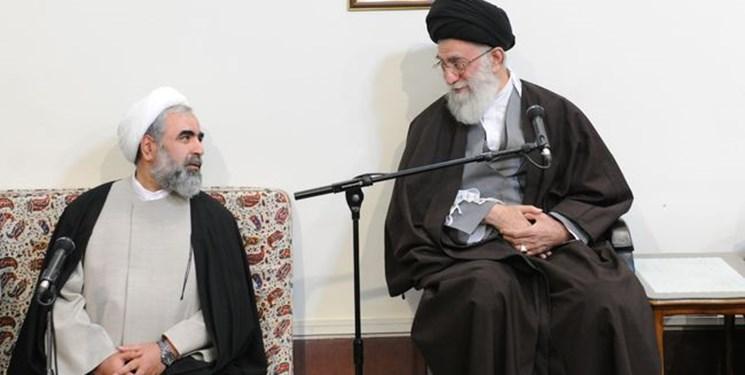 خشنودیم که سرانجام مجاهدتهای حسینیان به مهر رضایت رهبرش ختم شد