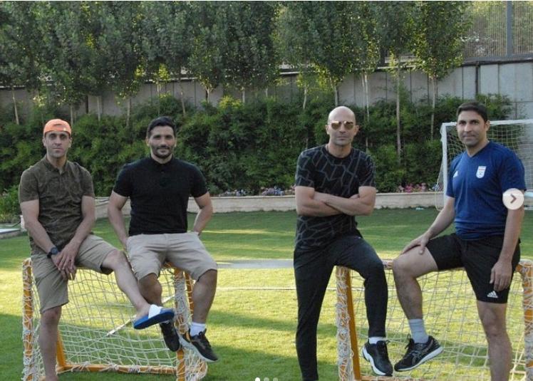 پورعلی گنجی تولد برادر بزرگترش را تبریک گفت/ پست جدید مهدی طارمی پس از پیوستنش به باشگاه پورتو