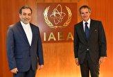 عراقچی با گروسی دیدار و گفتوگو کرد/ تاکید طرفین بر تداوم همکاریهای ایران و آژانس