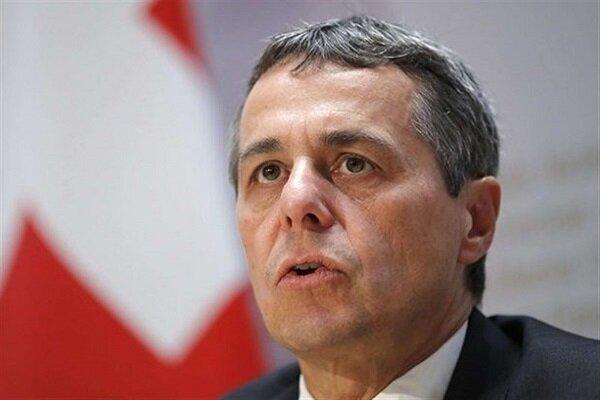 12508621 272 » مجله اینترنتی کوشا » وزیر امور خارجه سوئیس به تهران سفر میکند 1