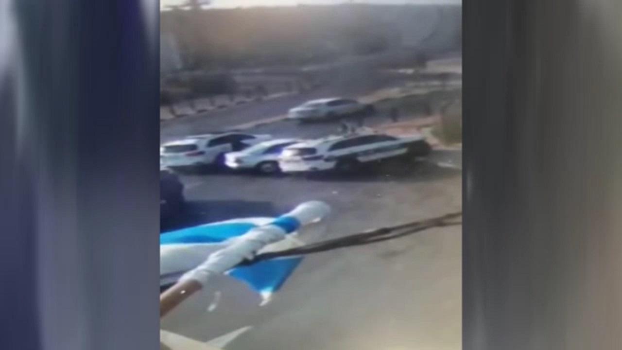 جوان فلسطینی با خودرو به صف صهیونیست ها زد