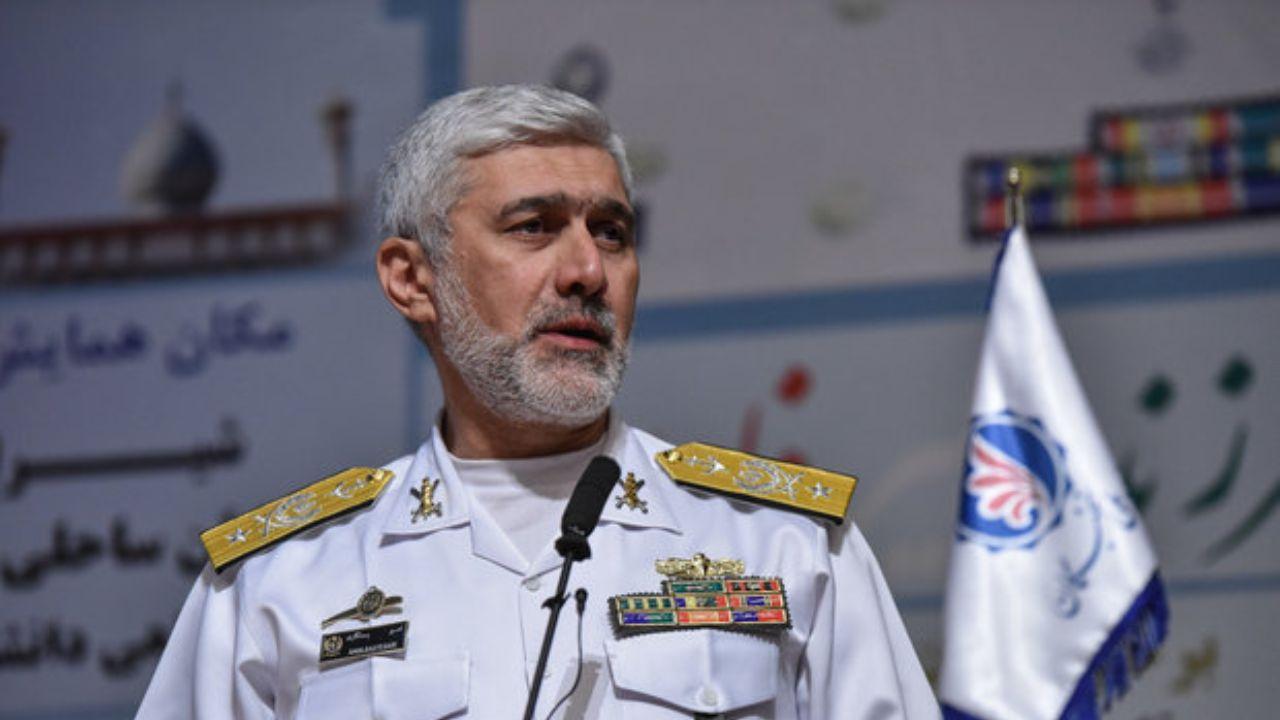 ناوشکن دنا تا پایان سال تحویل نیروی دریایی ارتش میشود