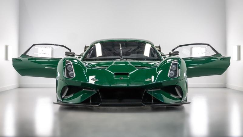 2021 Brabham BT62R