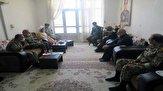 امیر سرلشکر موسوی با خانواده شهید پورحبیب دیدار کرد