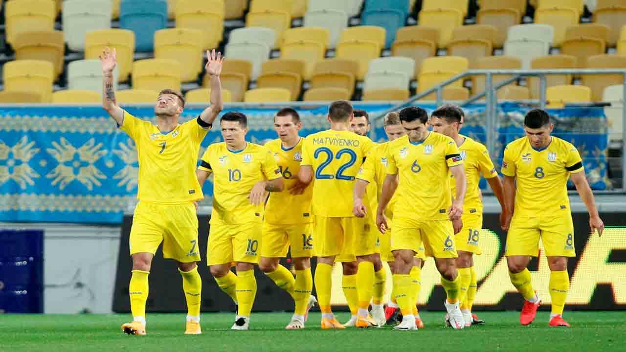 خلاصه بازی اوکراین و سوئیس در ۱۳ شهریور ۹۹ + فیلم