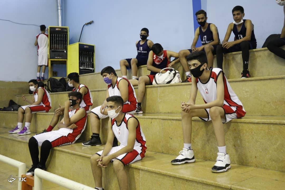 اجرای طرح استعدادیابی فدراسیون بسکتبال در کرمان