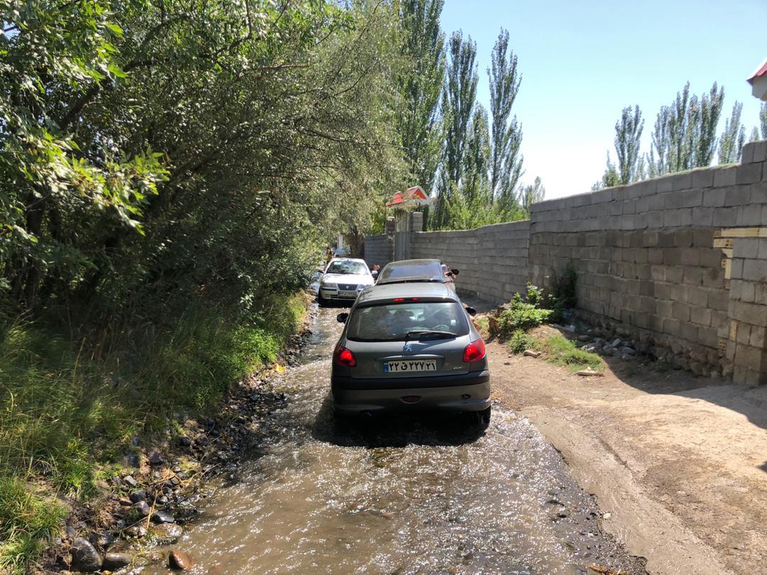 جادهای روی آب؛ اینجا ونیز آذربایجان است
