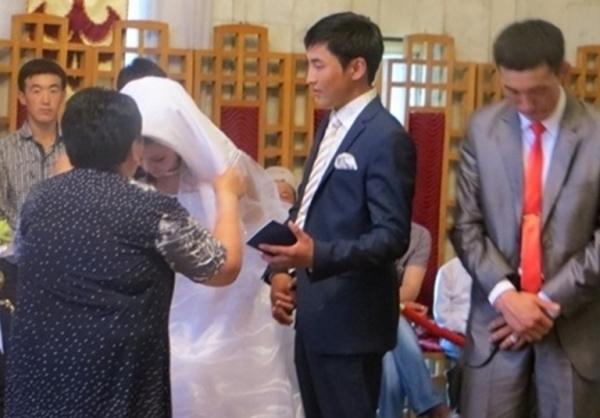 عروسی قرقیزستان
