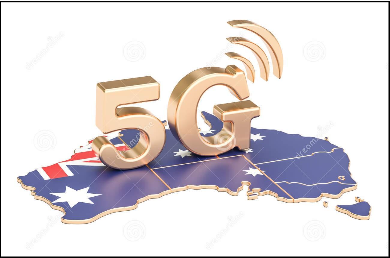 اینترنت نسل پنجم استرالیا