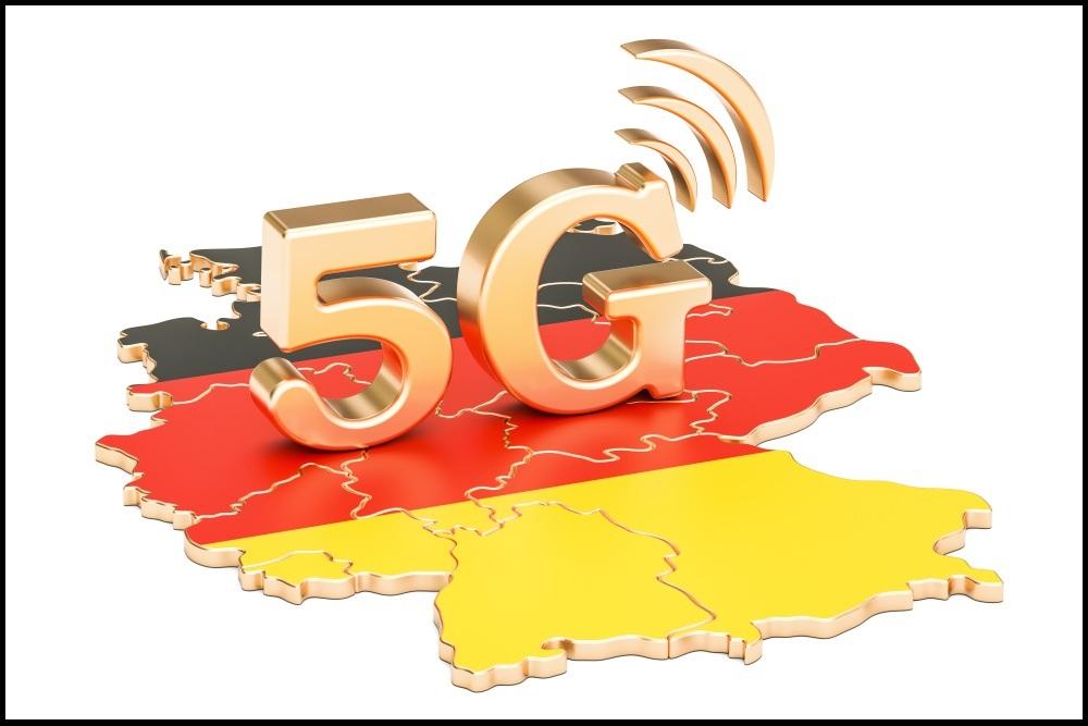 فناوری اینترنت  نسل پنجم آلمان